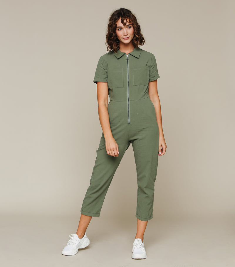 Long Haul Jumpsuit
