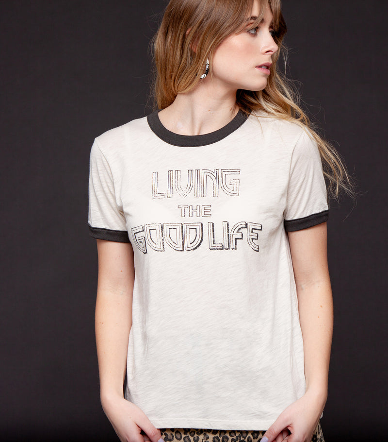 Good Life Graphic Tee