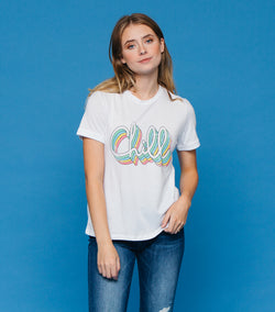 Chill Out Graphic Tee