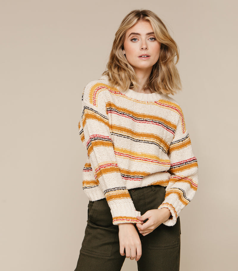 Seek Out Sweater