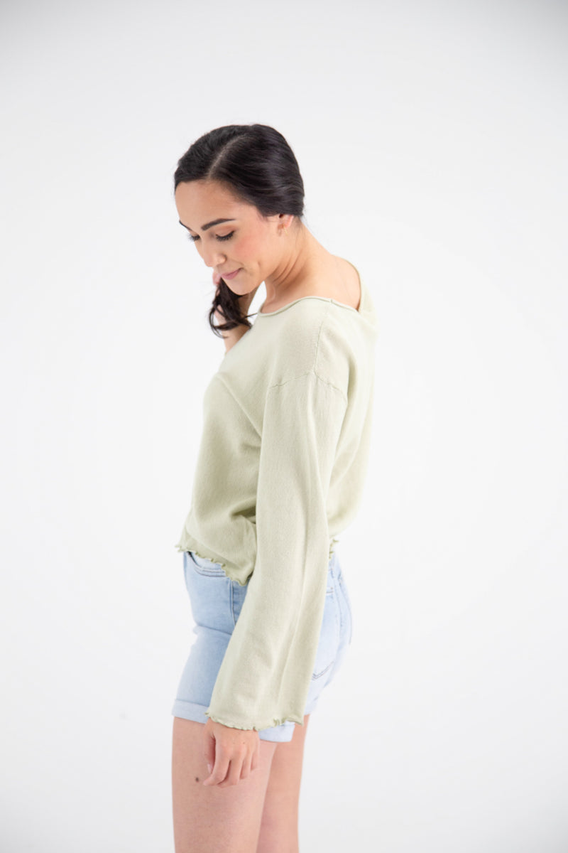 Casual Simple Known Top
