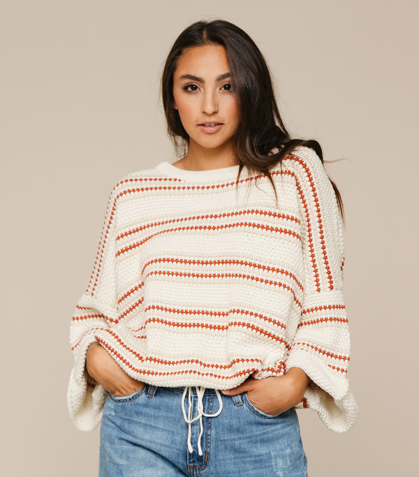 Fell into Fall Sweater