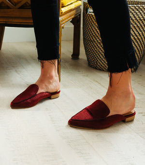 Zink Velvet Loafer