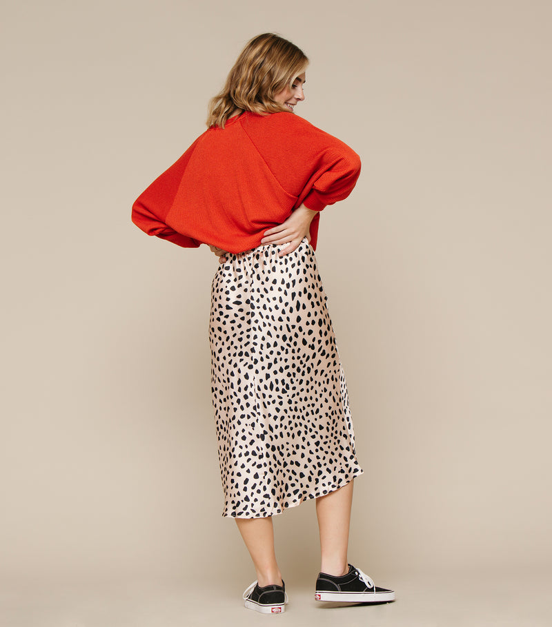 Dream Big Midi Skirt
