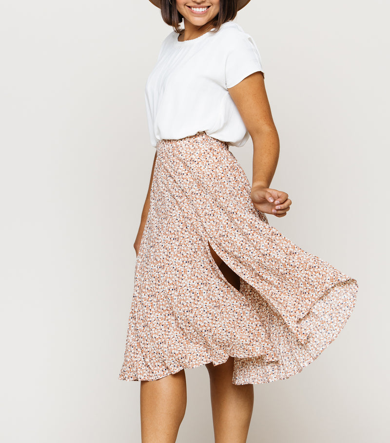 Sunday Morning Skirt