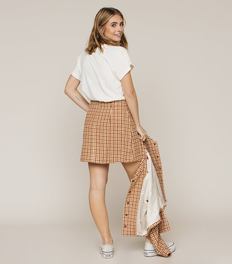 Greenwich Mini Skirt