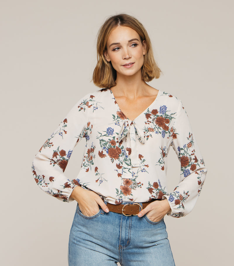 Sweetest Day Blouse