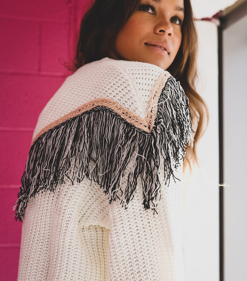 Dreamweaver Sweater