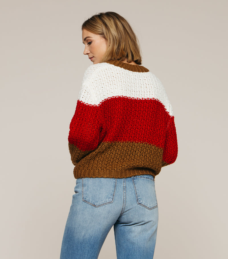 Inside Out Sweater