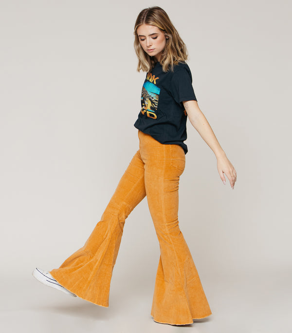 TWO STEP BELL BOTTOM PANT