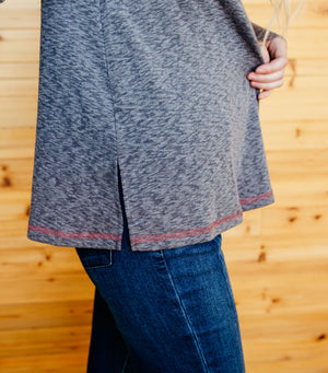 Swing Top-Charcoal