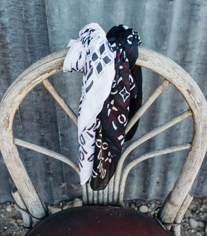 Yes Please, Scarf- Black