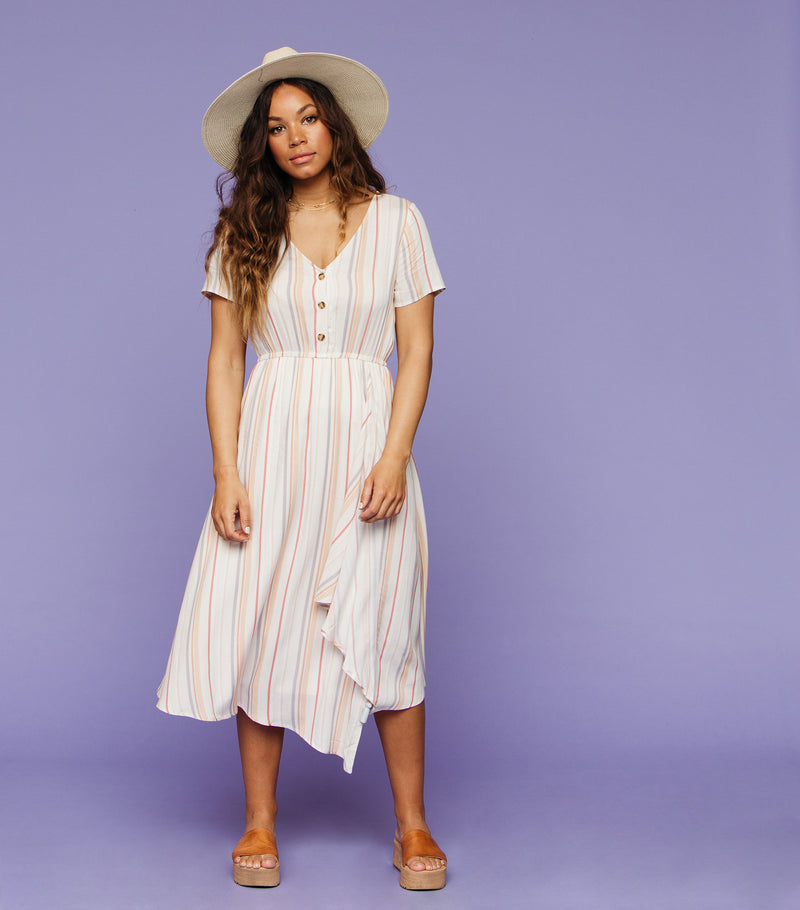 Sail With Me Dress