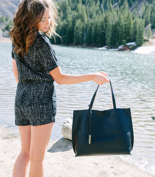 Charlotte Reversible Tote