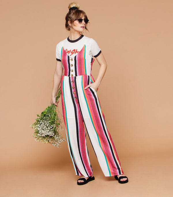 Float On Jumpsuit