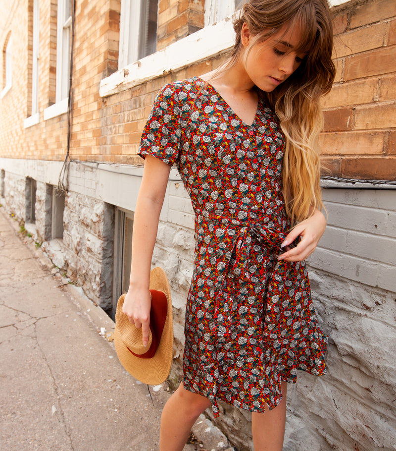 Flirty Feels Dress