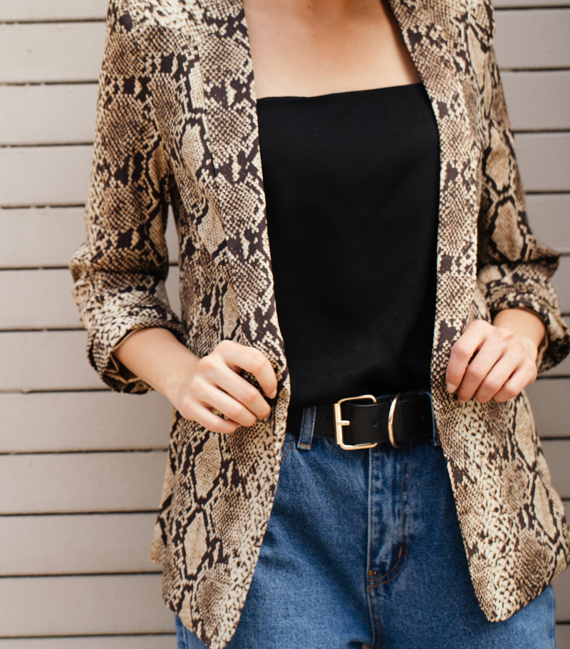 It Girl Blazer