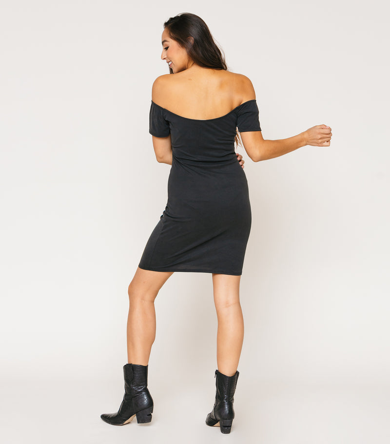 Skate All Day Cinched Dress