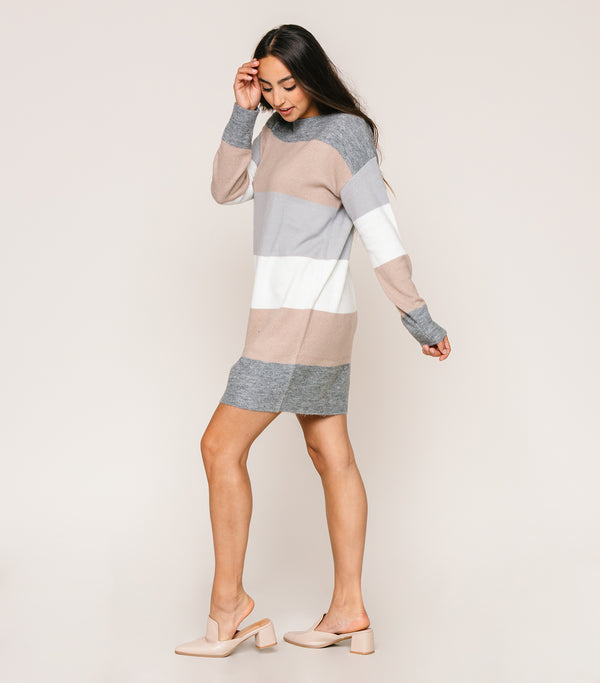 Days With You Sweater Dress