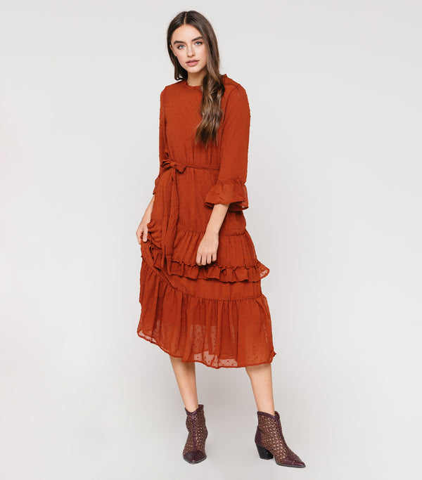 Fall Getaway Dress