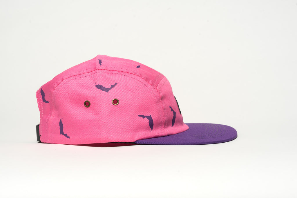 Florida Five-panel Hat - Cayo Eyewear