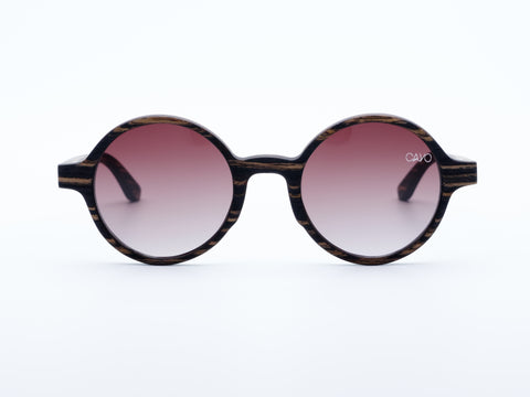 Barbados Dark Brown - Cayo Eyewear