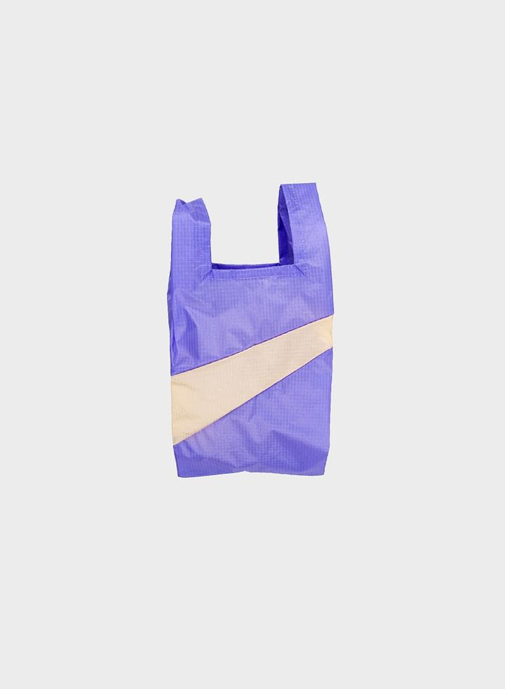 THE NEW SHOPPING BAG LILAC AND CEES SMALL