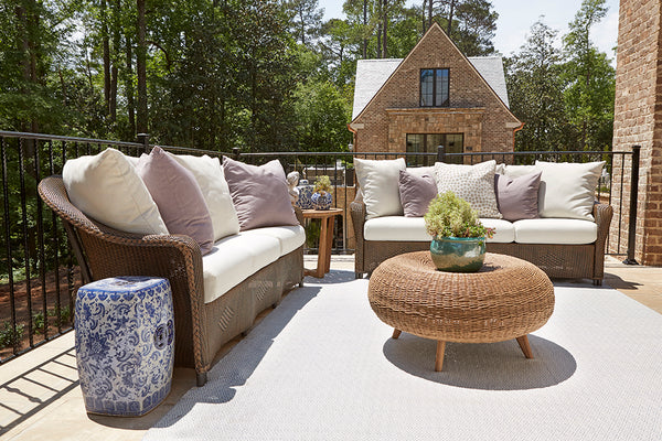 Lloyd Flanders Reflections Wicker Seating Collection