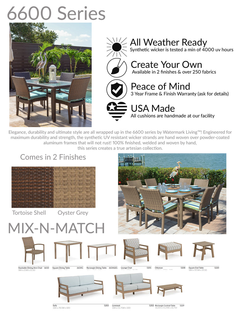 6600 Series Northport Collection from Watermark Living