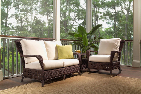 Lloyd Flanders Haven Seating Collection
