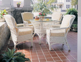 Designer Wicker & Rattan By Tribor - Concord Dining Table Base -  -  - 2