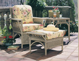 Designer Wicker & Rattan By Tribor - Windsor Ottoman -  -  - 4
