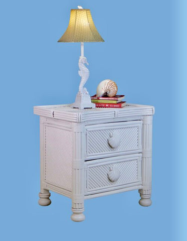 Spice Islands Coral Cove Night Stand