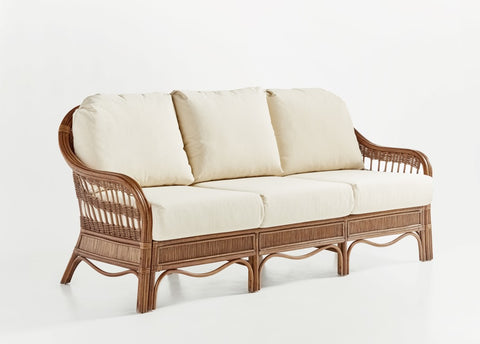 South Sea Rattan Bermuda Sofa