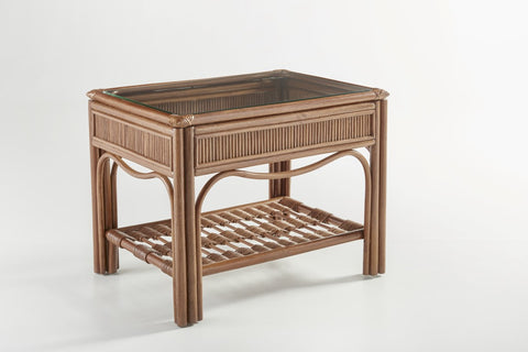 South Sea Rattan Bermuda End Table