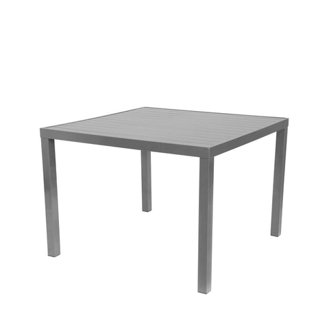 "Source Furniture Fusion Square 18"" x 18"" Bar Table Top"