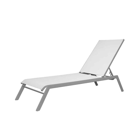 Source Furniture Source Furniture Tides Armless Chaise Armless Chaise - Rattan Imports