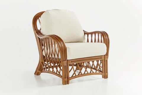 South Sea Rattan Antigua Armchair