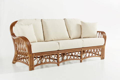 South Sea Rattan Antigua Sofa