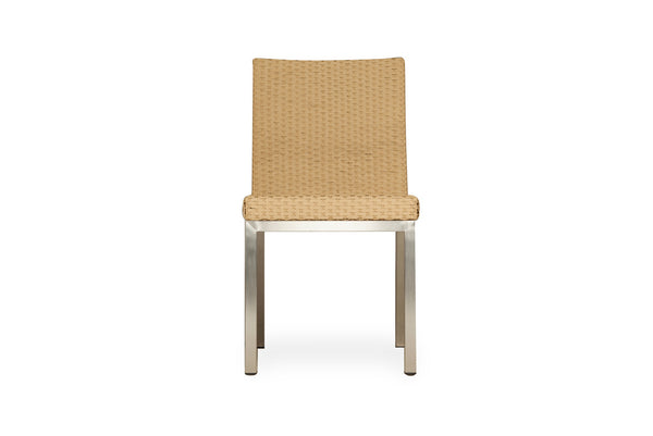 Lloyd Flanders Elements Armless Dining Chair