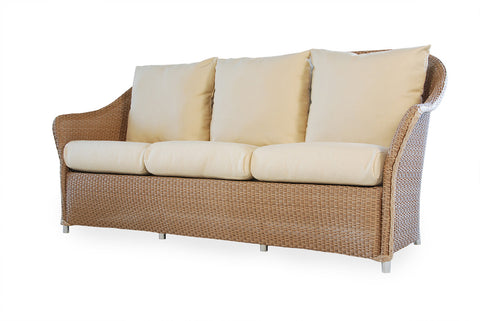 Lloyd Flanders Lloyd Flanders Weekend Retreat Sofa Sofa - Rattan Imports