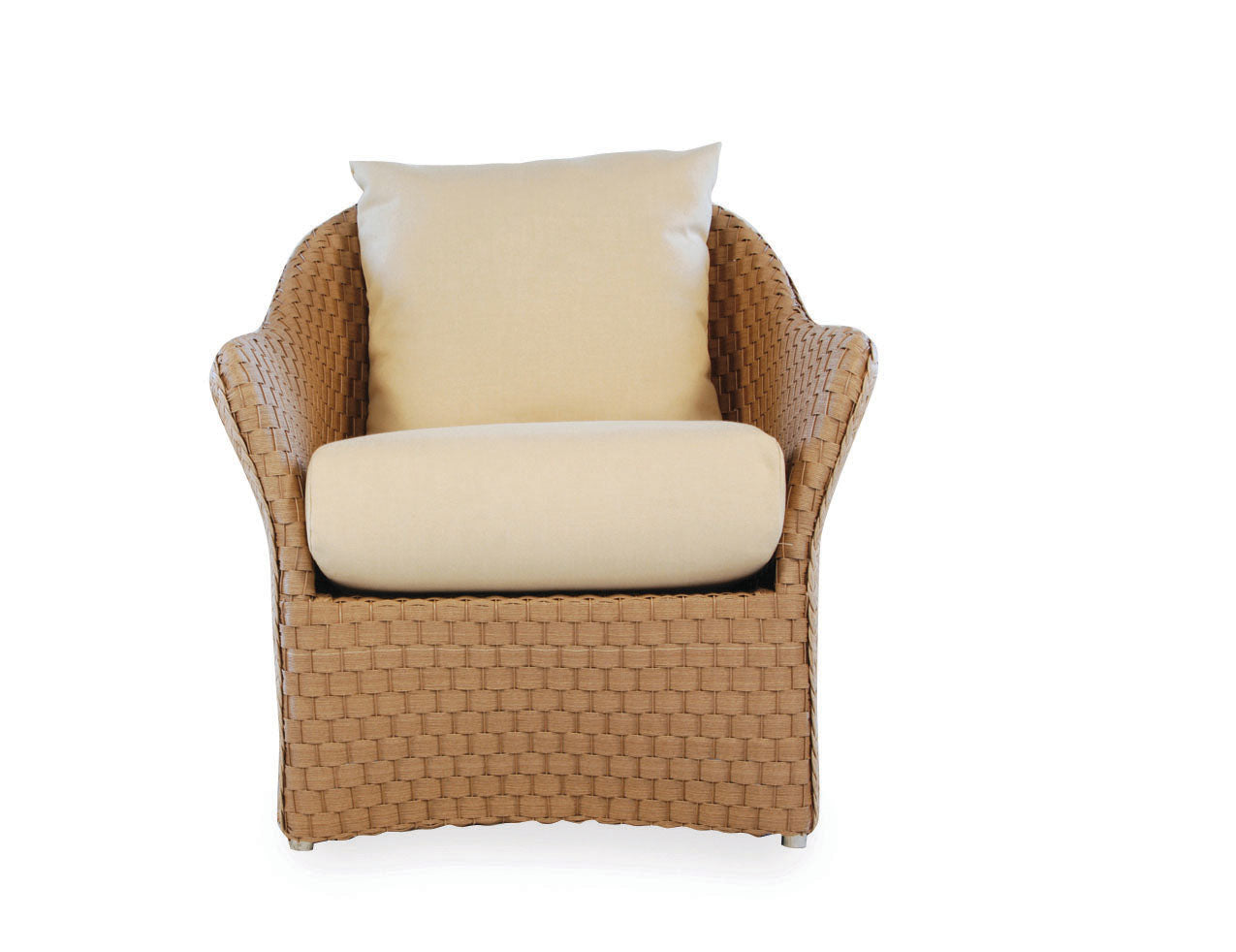 Lloyd Flanders Lloyd Flanders Weekend Retreat Lounge Chair Chair - Rattan Imports