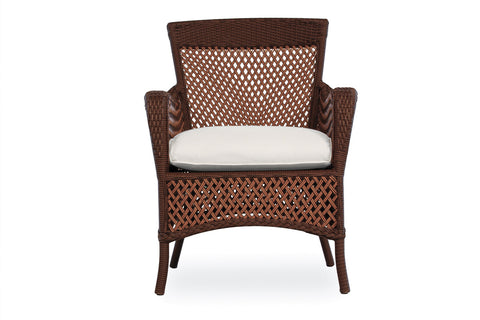 Lloyd Flanders Grand Traverse Dining Armchair