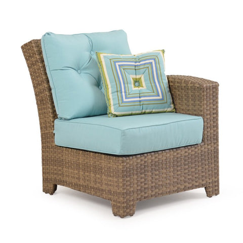 Watermark Living Watermark Living Northport Outdoor Right Facing Arm Oyster Grey 6302R Sectional - Rattan Imports