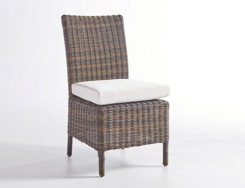 Del Ray Dining Side Chair by South Sea Rattan-South Sea Rattan-Rattan Imports