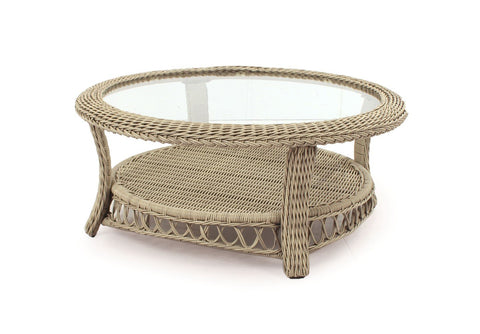 Arcadia Coffee Table by South Sea Rattan-South Sea Rattan-Rattan Imports
