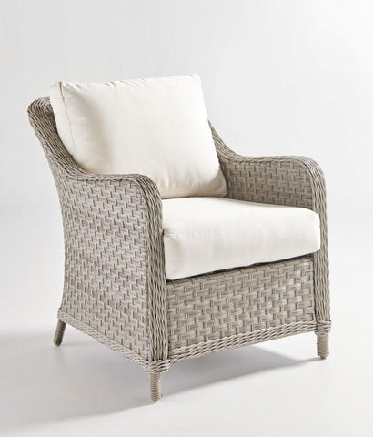 South Sea Rattan South Sea Rattan Mayfair Wicker Chair Chair - Rattan Imports