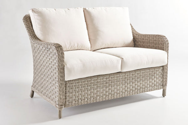 Mayfair Loveseat by South Sea Rattan-South Sea Rattan-Rattan Imports