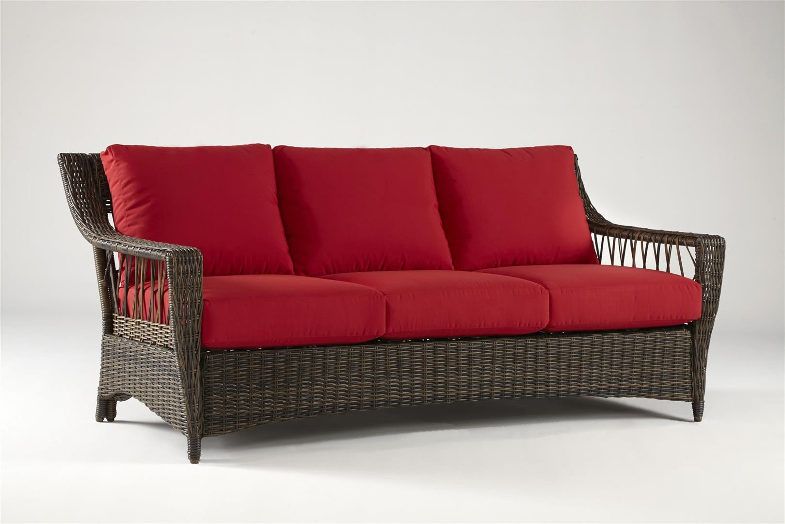 South Sea Rattan South Sea Rattan St. John Sofa Sofa - Rattan Imports
