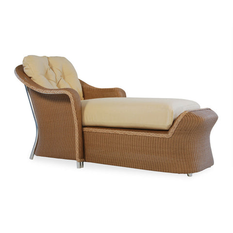 Lloyd Flanders Lloyd Flanders Reflections Day Chaise Chaise - Rattan Imports